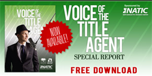 Who is your favorite underwriter to work with? — Voice of the Title Agent extra