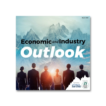 Economic and Industry Outlook webinar
