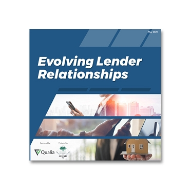 Evolving Lender Relationships webinar
