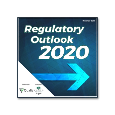 Regulatory Outlook 2020 webinar